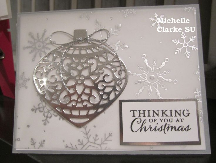 Pin By Anne Sweeney On Christmas Cards I Ve Got To Make Christmas Card Ornaments Homemade Christmas Cards Diy Christmas Cards