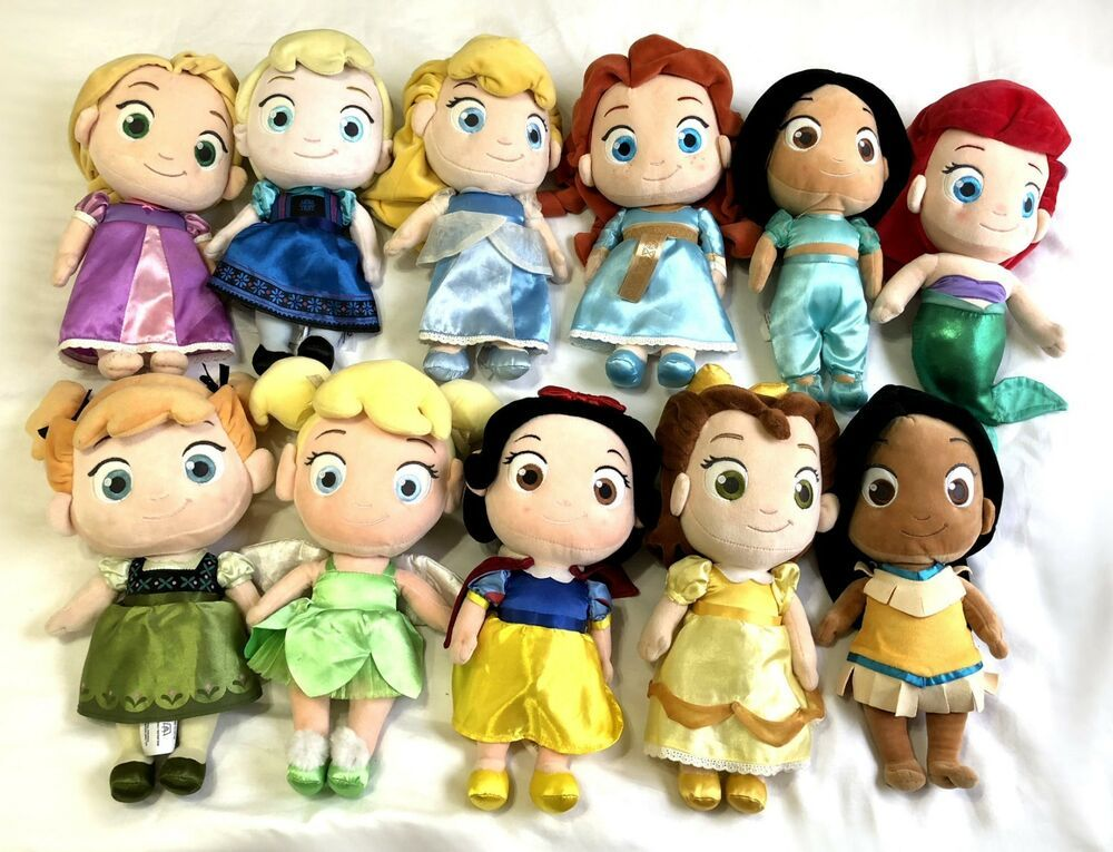 "Disney Pocahontas 17/"" Plush Doll brand new"