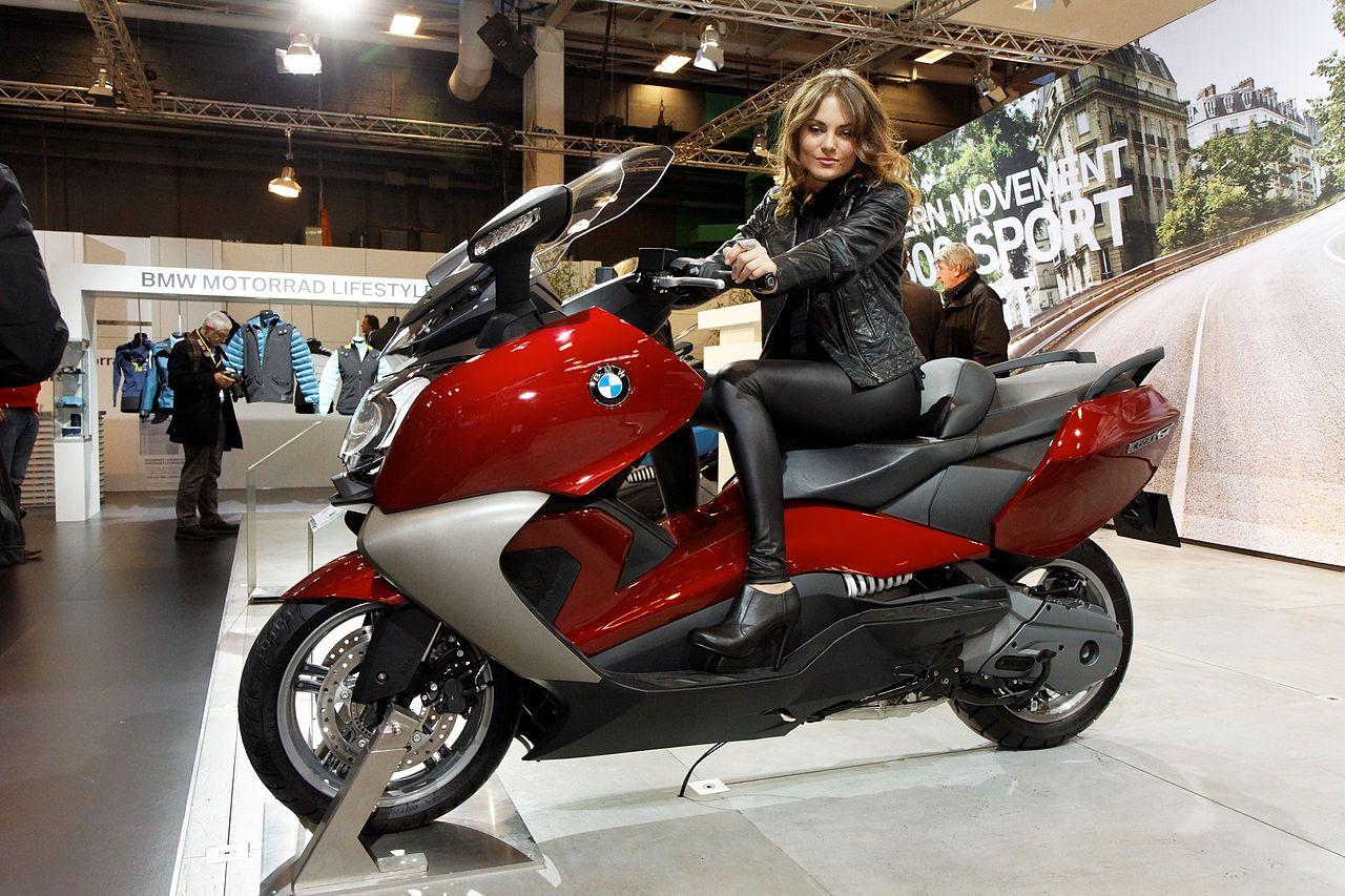Maxi Scooter Bmw Motocikl Kvadrocikl