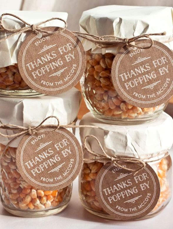 17 Edible Wedding Favors For Your Big Day Pinterest Babies Gift