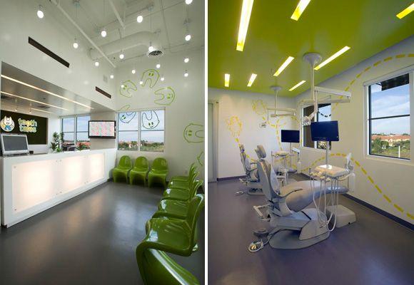 pediatric dental office | espacios infantiles | Pinterest | Dentaire ...