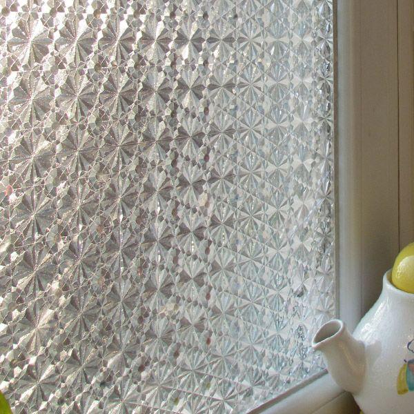 Privacy Window Film Prismatic - 2 confezioni