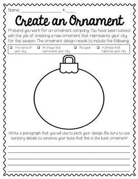 Create an Ornament FREEBIE
