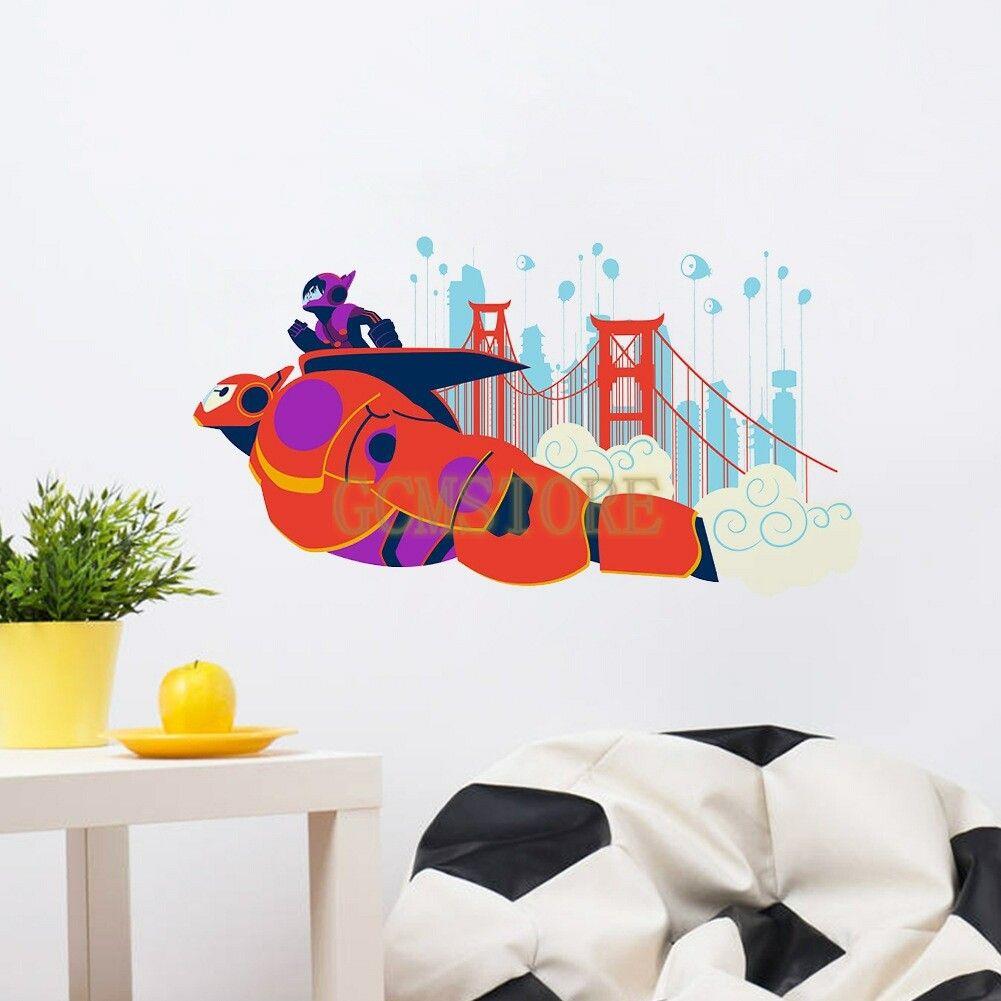 Interstellar Bao Bei Stitch Baby Room Home Decoration Wall Art Sticker Removable
