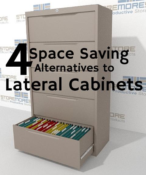 Lateral File Cabinet Alternatives E Saving Storage