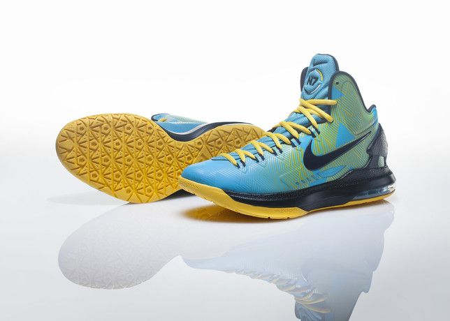 low priced 087be c0b22 NIKE, Inc. - Kevin Durant Partners with Nike N7 on Native-print Nike Zoom  KDV