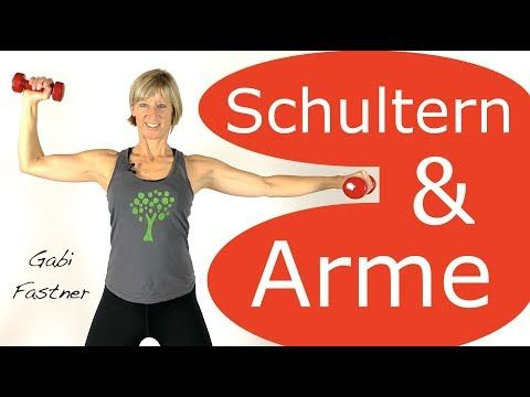 �18 min. für schöne Schultern und Arme | Hanteltraining