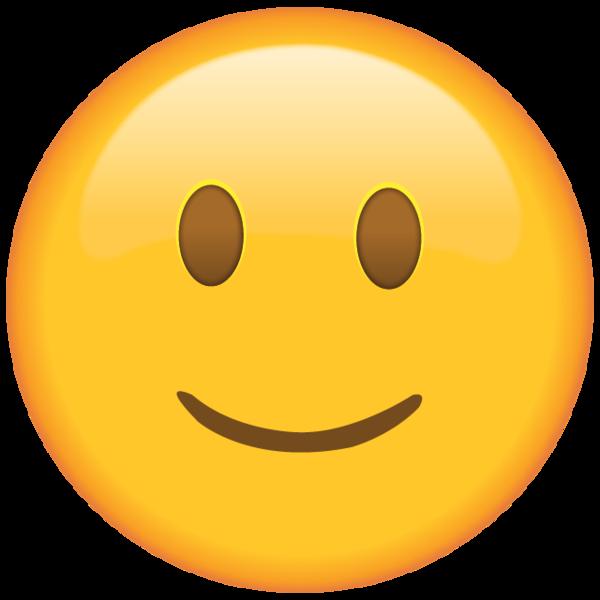 Slightly Smiling Face Emoji Emoji Faces Cute Emoji Wallpaper Emoji Pictures