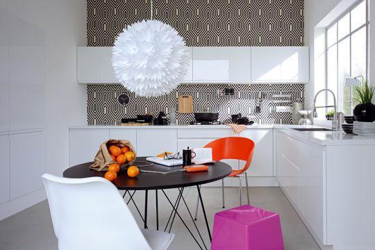 decoration cuisine fly