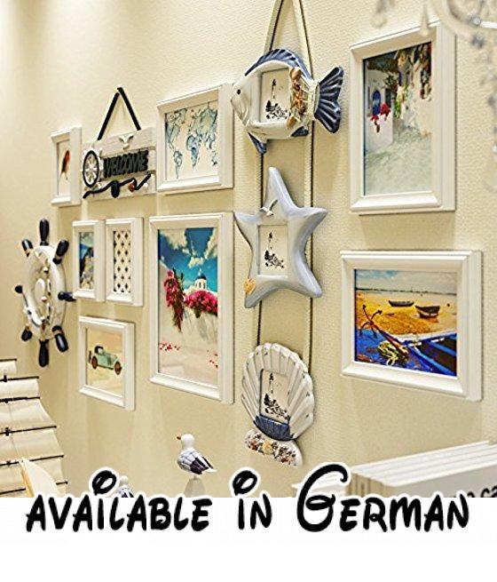 Massivholz Frame Die Kreative Kombination Von Mediterranen Wohnzimmer  Schlafzimmer Einrichtung Foto An Der WandDassAlle   Weiß8