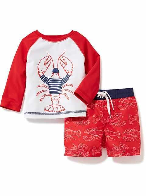 f691071c9e Baby Boys: Swimwear | Old Navy | Our Meant to Bee Baby Crosby | Bebe ...
