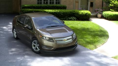 Chevy Volt Brownstone Metallic Build Your Own Vehicle Colors