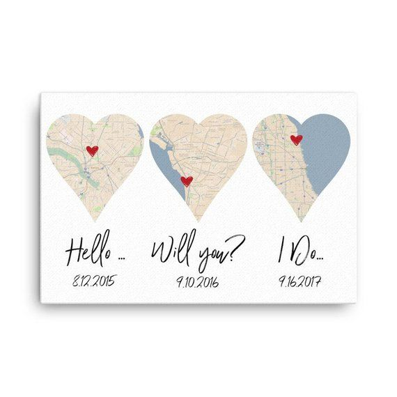 Great Wedding Gift For Husband: Cotton Anniversary Gift For Husband, For Him, For