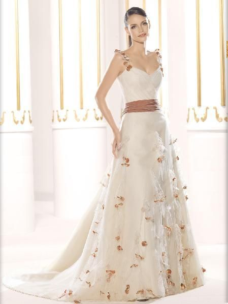 vestidos de novia japoneses