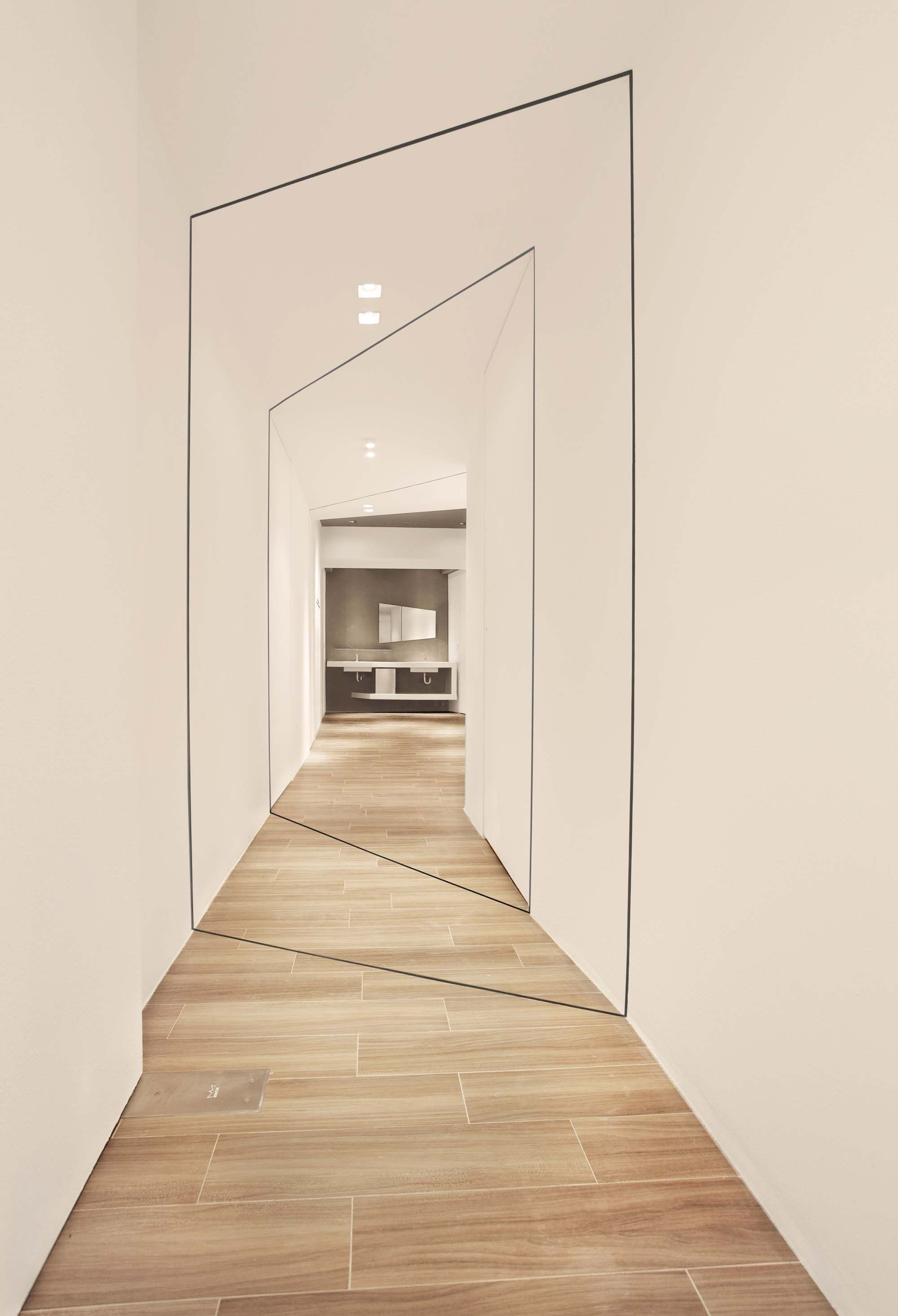 Corridor Design: Best 25+ Corridor Ideas On Pinterest