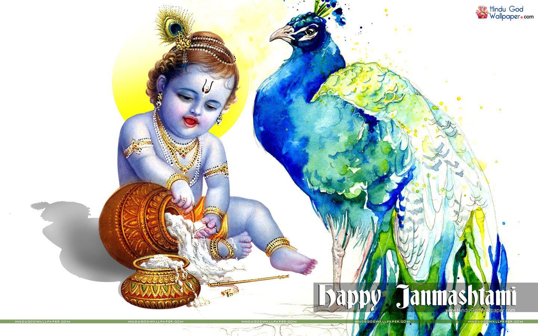 Sri krishna jayanti wallpaper - Free Krishna Janmashtami Wallpaper At Your Computer And Full Size Hd Happy Janmashtami Desktop Wallpapers Pictures Photos And Images