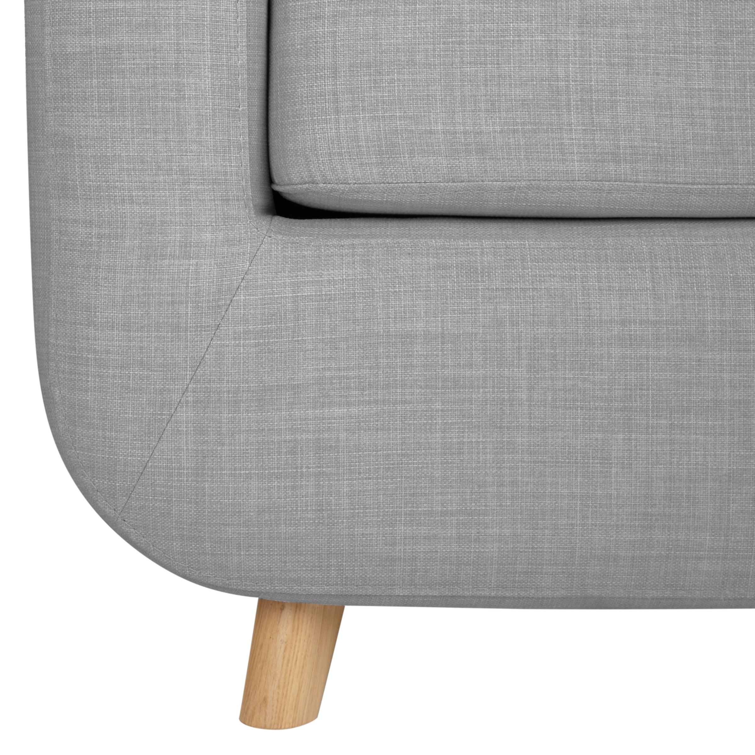 John Lewis Partners Barbican Rhf Chaise Sofa Bed With Storage