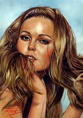 Veronica Carlson Paintings