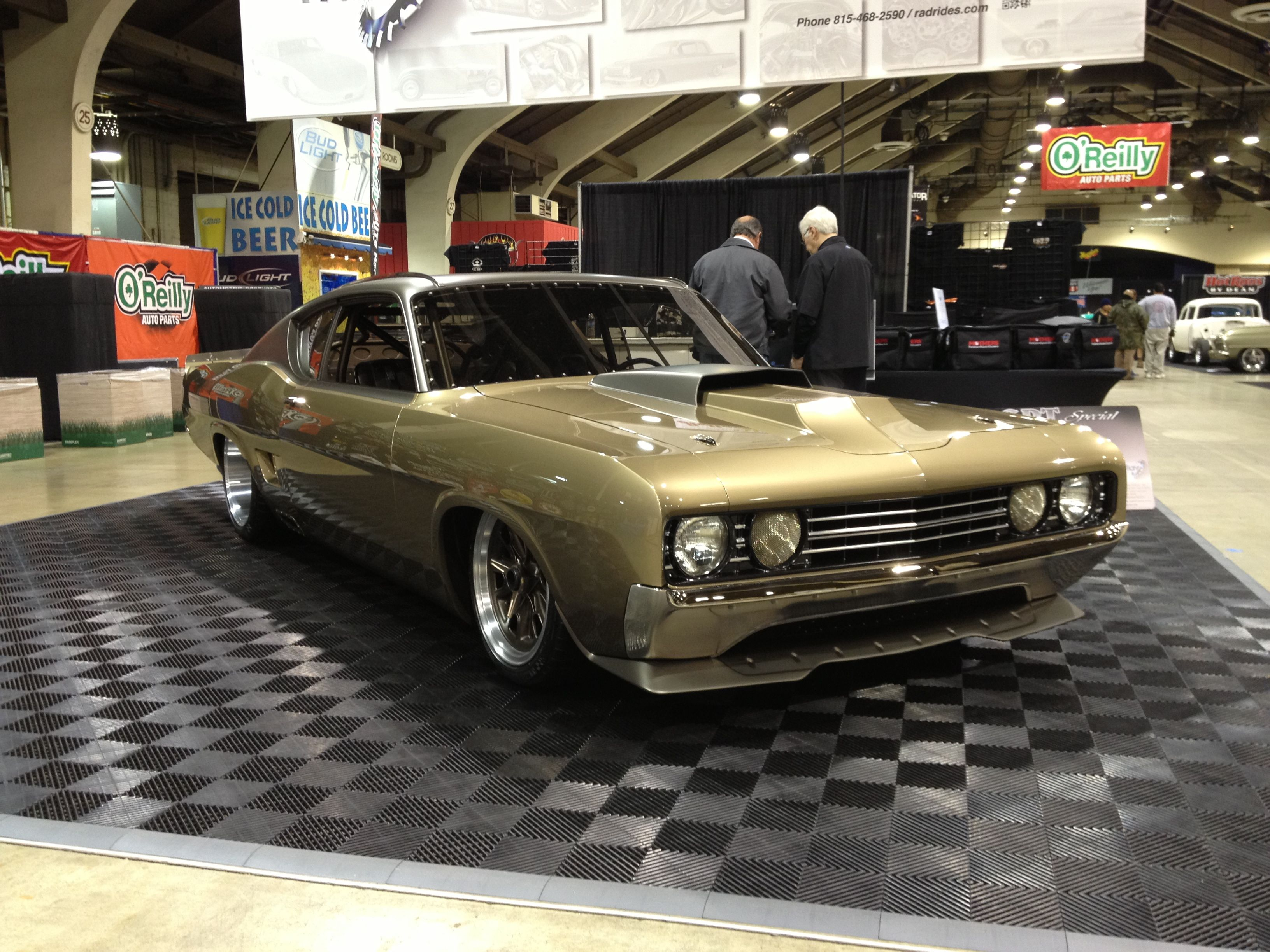 Rad Rides by Troy - Torino front view | Hot Rods | Pinterest | Troy ...