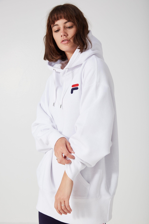 Fila Lcn Oversized Hoodie | Oversized hoodie outfit, Sporty
