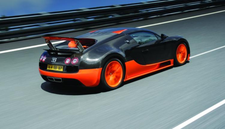 2018 Bugatti Veyron Super Sport On Road Price In India Bugatti