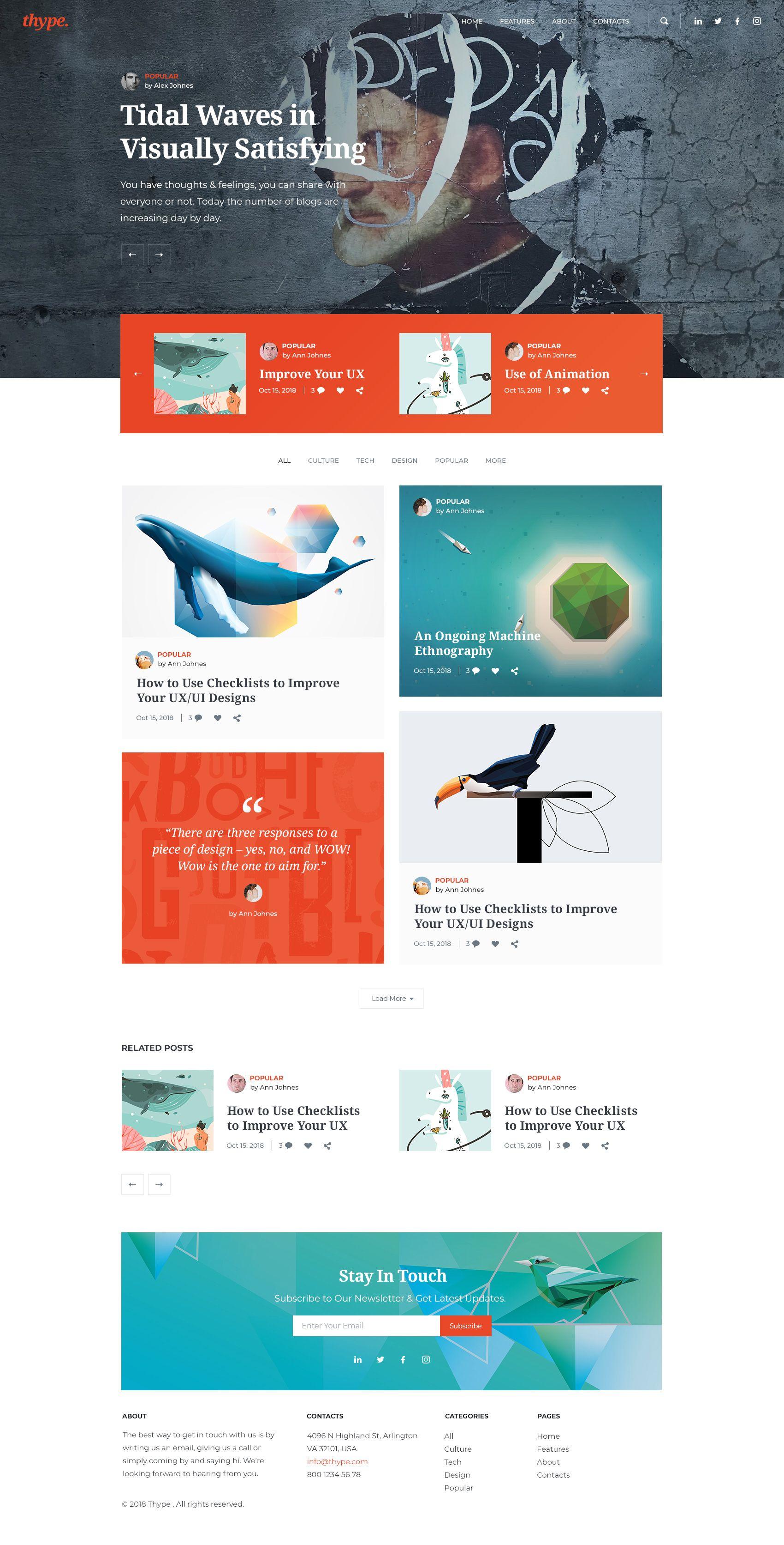 Blog Gutenberg Wordpress Blog Webdesign Blog Website Web Design Website Design Inspiration Web Design Inspiration