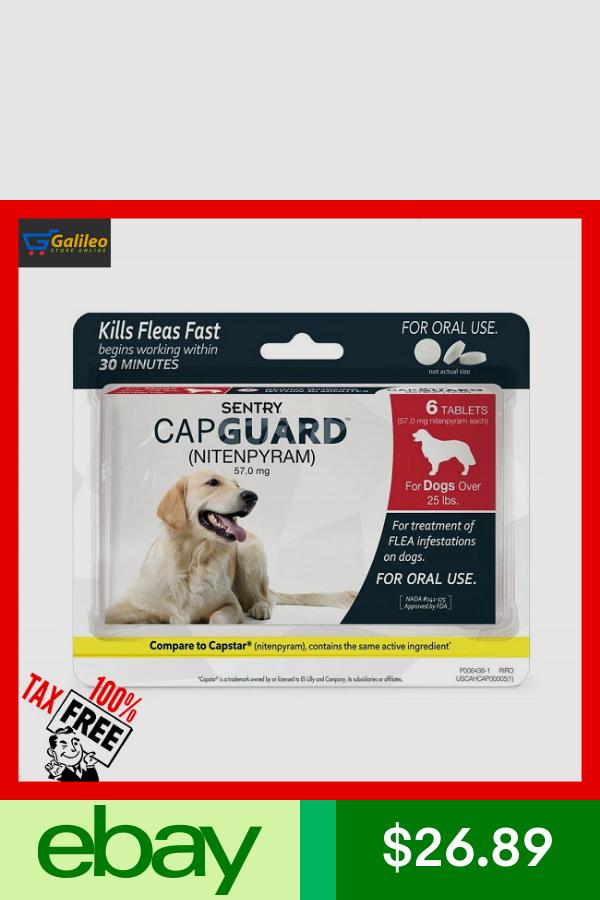 Sentry Flea Tick Remedies Pet Supplies Ebay