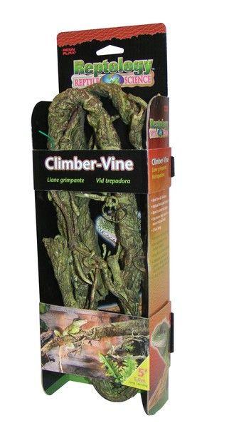 Penn Plax Reptile Green Climber Vine Reptiles