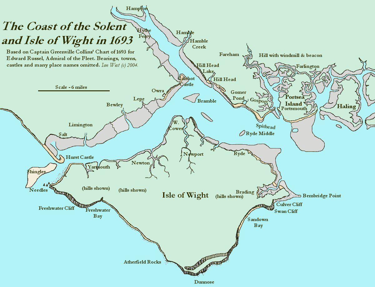 Map Of Uk Coastline.Image Result For Coastline Diagram Maps Hampshire Uk Isle Of