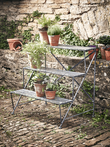 8 Best Tiered Outdoor Plant Stands, Patio Plant Stands Tiered