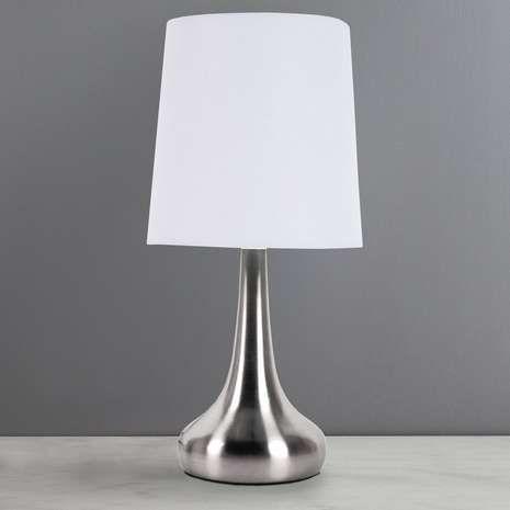 Charming Rimini Touch Lamp   Dunelm