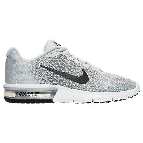 new arrival 326ea b3c96 NIKE NIKE WOMEN S AIR MAX SEQUENT 2 RUNNING SHOES, GREY.  nike  shoes