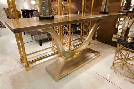 hollywood style furniture christopher guy 4jpg. 20th Century Silver Console Christopher Guy Hollywood Style Furniture 4jpg