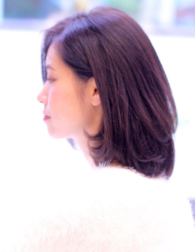 04014536861c 大人かわいい耳かけくびれミディ☆檀れいさん風(WA-321)   ヘア ...