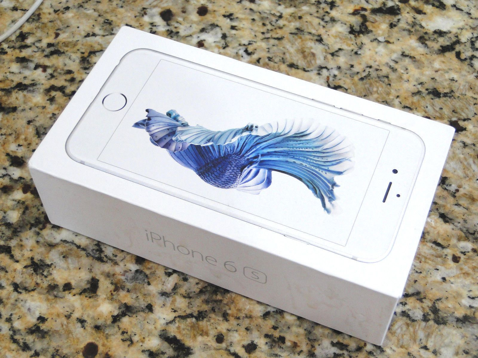 New Apple Iphone 6s Plus 128GB Silver AT&T Only CLEAN ESN