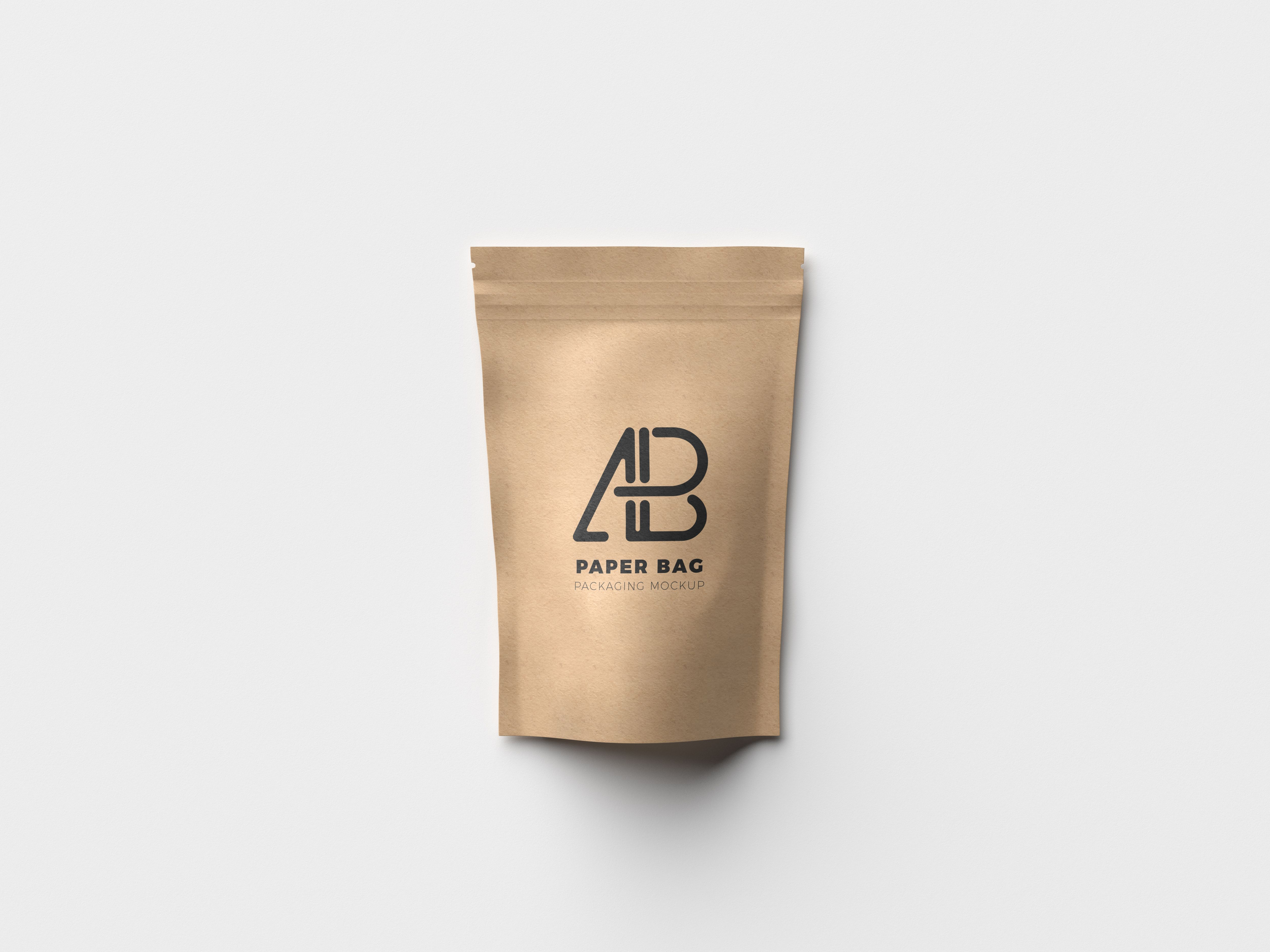 Paper Bag Packaging Mockup | Mockups | Bag packaging, Bag mockup, Mockup