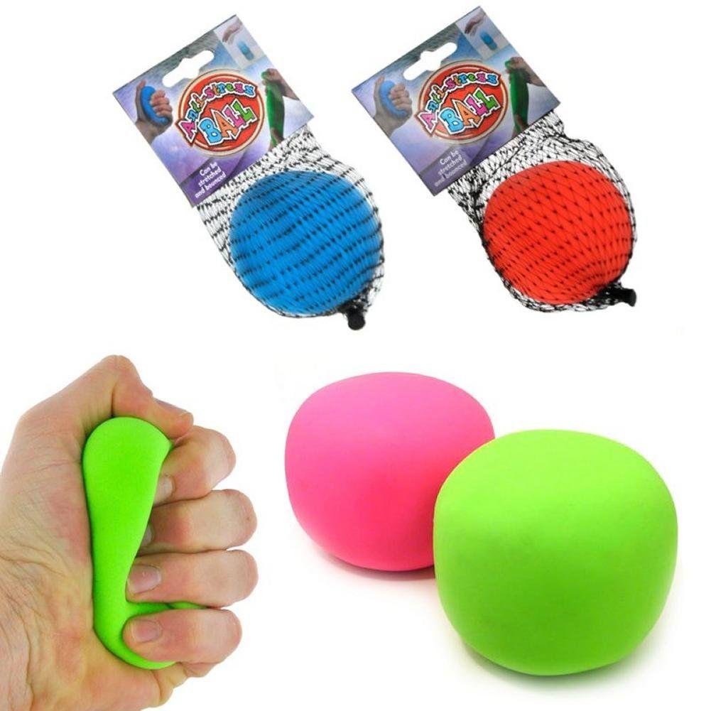 Favori La vraie Balle anti stress - Antistress ball - Couleur aléatoire  QM06