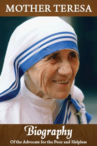 Our Dearest Mother Theresa Was One Of The Most Selfish People Of All