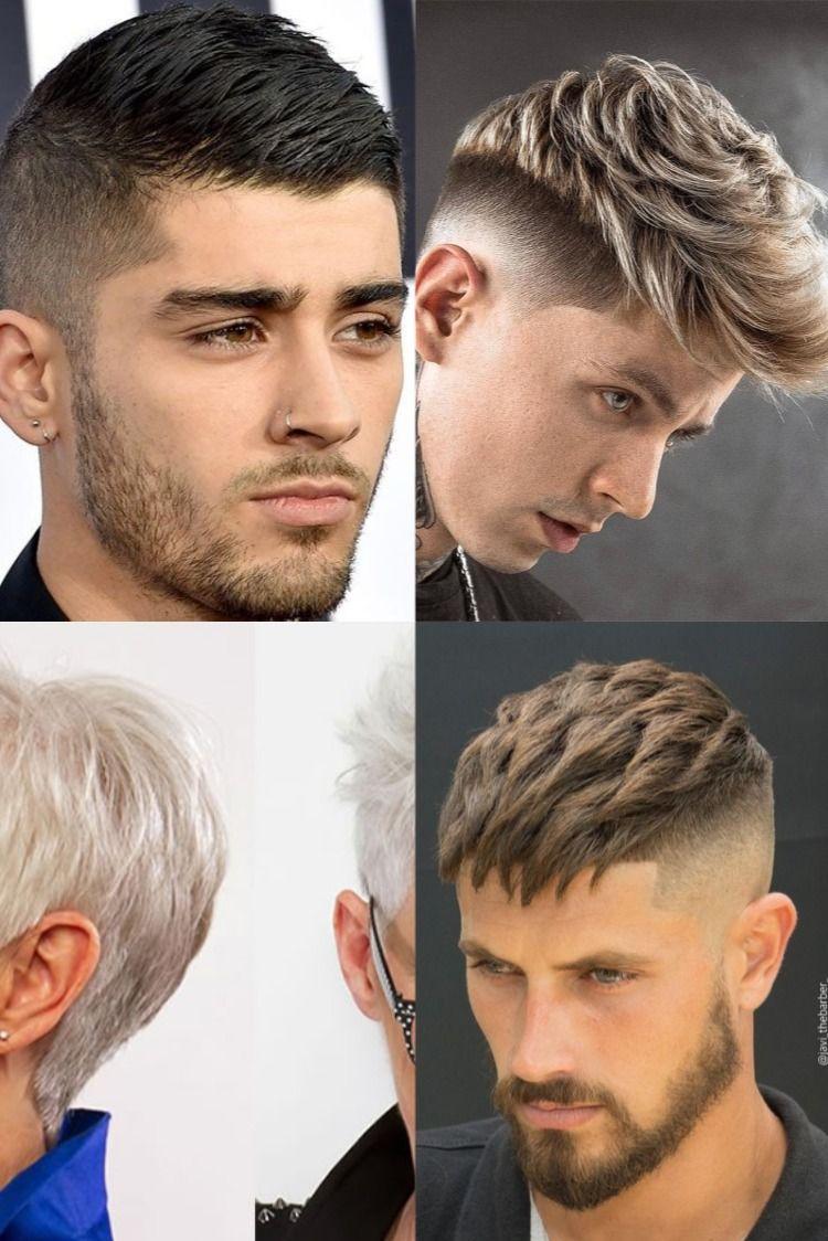 8+ Die besten Männer Haarschnitte für 8 #frisuren manner 8