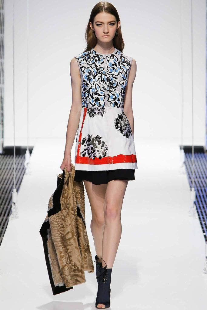 Christian Dior Resort 2015 - Collection - Gallery - Look 40 - Style.com
