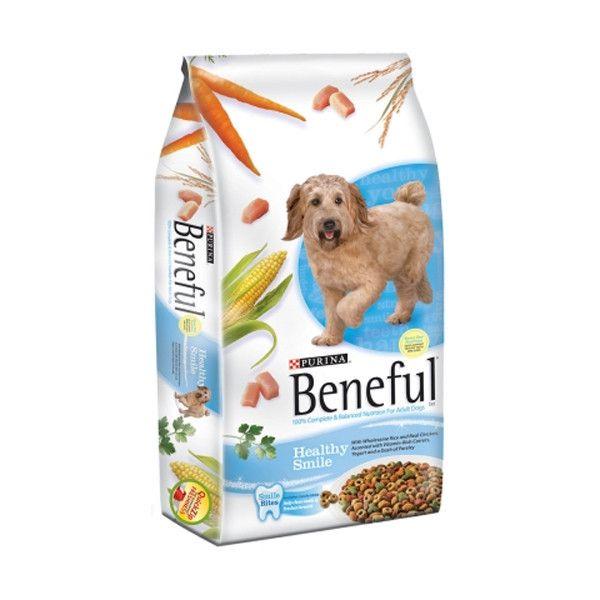 Purina Beneful Healthy Smile Dog Food Dog Food Recipes