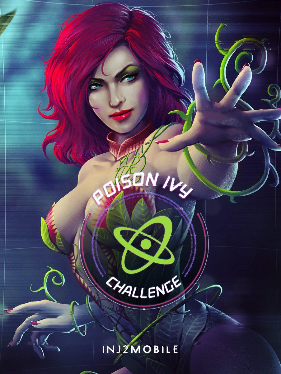 Poison Ivy Challenge Is Here Injustice 2 Mobile Guide Here Http Tinyium Com 21fy Poison Ivy Dc Comics Dc Poison Ivy Poison Ivy