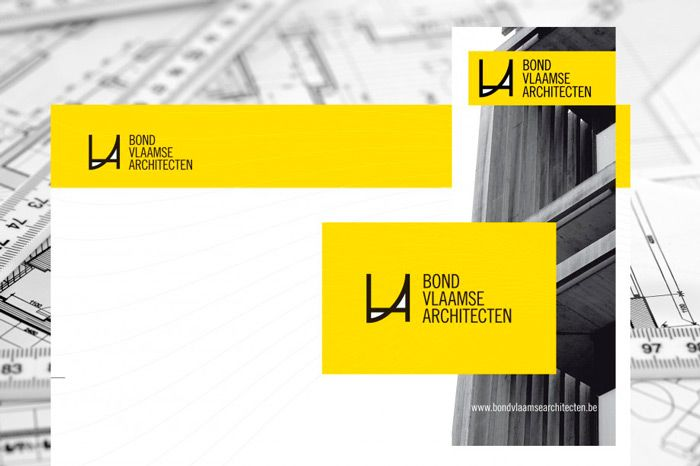 Bond Vlaamse Architecten by Skinn.
