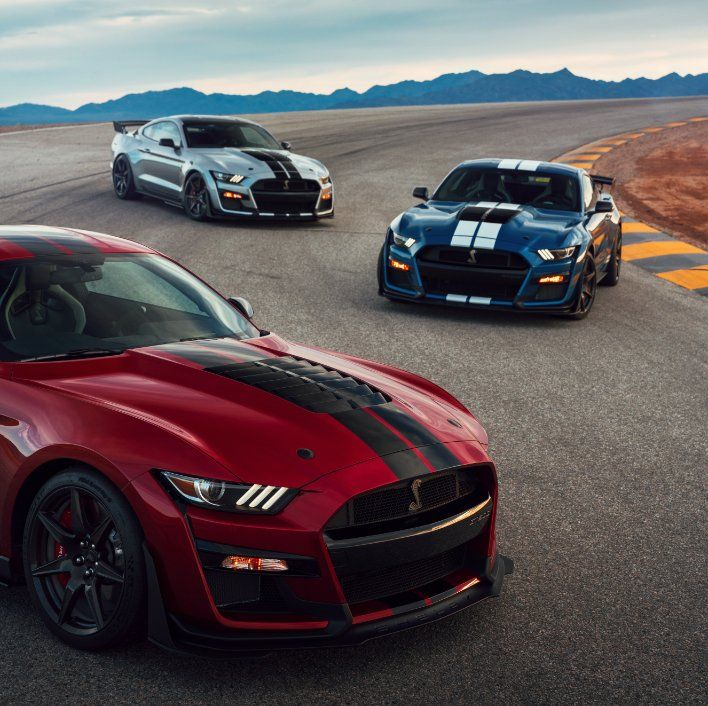 2020 Mustang Shelby Gt500 Is Ford S Most Powerful Street Car Ever Carros Carros Esportivos Exoticos Carros Incriveis