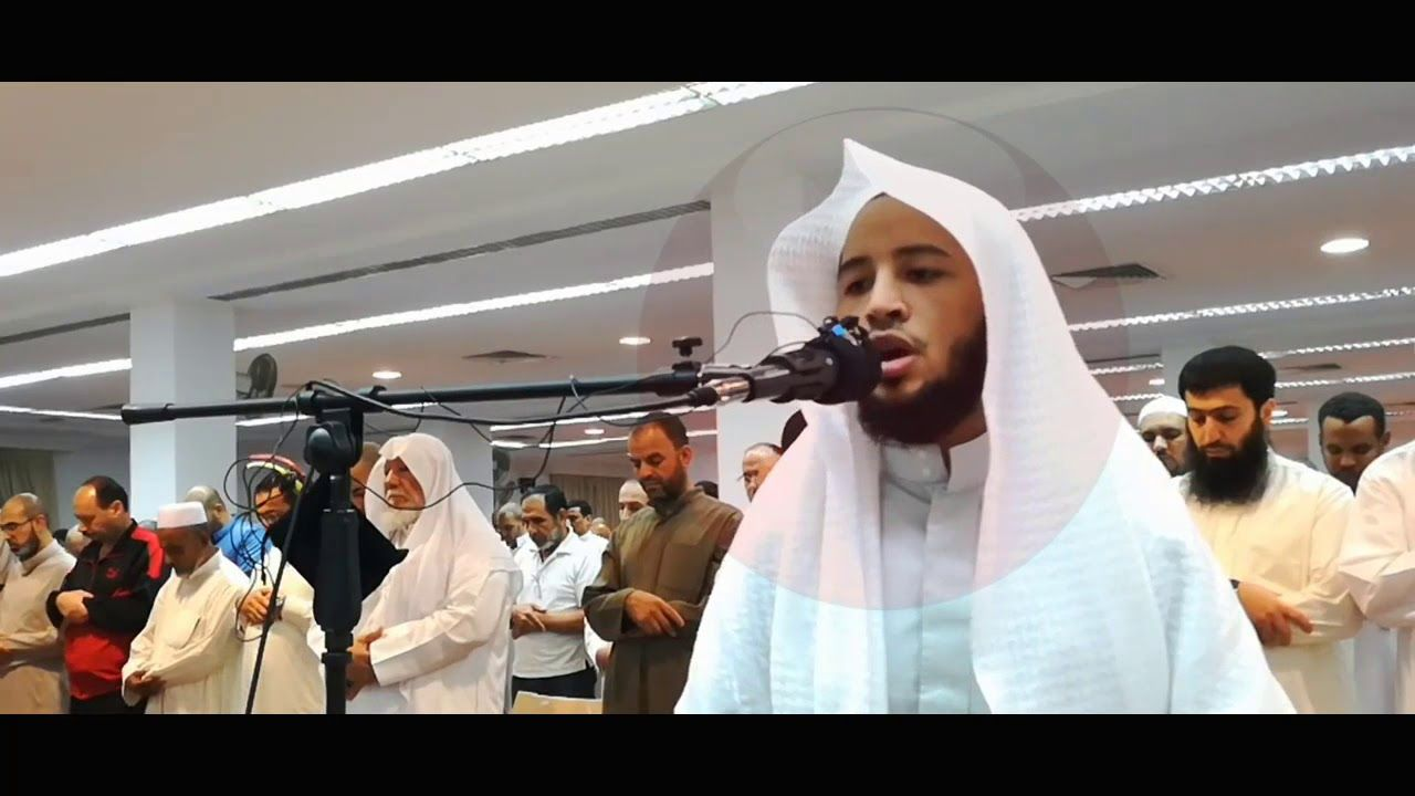 Really Beautiful and Soft Emotional Recitation by Sheikh