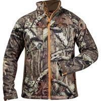 Rocky Men's Silent Hunter Break Up Fleece Jacket
