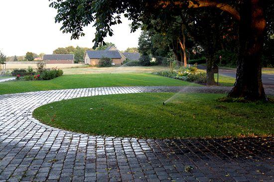 Sproei Installatie Tuin : Sproei installaties in landelijk gelegen tuin de sproei
