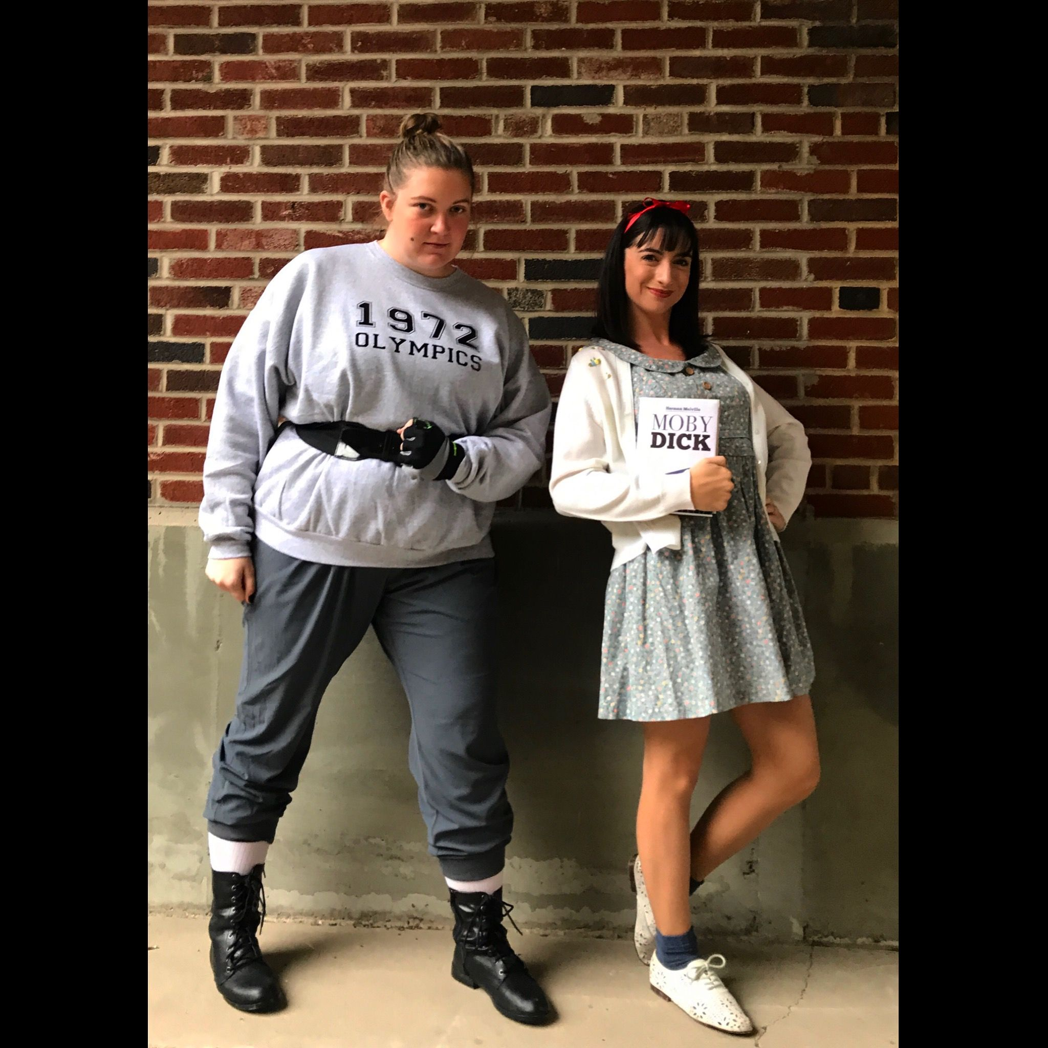 how to make a miss trunchbull costume