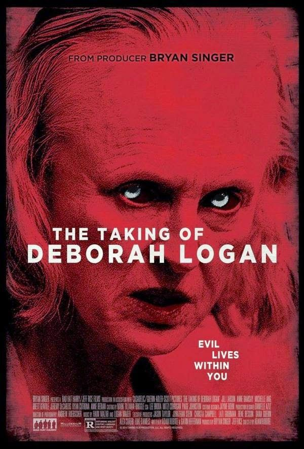 Unearthed Stream Screams And Bad Dreams The Taking Of Deborah Logan Fangirlnation Magazine Creepy Movies Top Horror Movies Horror Movies On Netflix