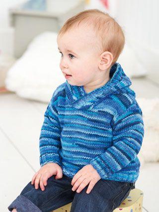 Sirdar - 395 Sirdar Baby Hearts /& STRIPES 395 Knitting Pattern Book DK